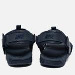 Мужские сандалии Nike Air Solarsoft Zigzag Woven QS Obsidian фото- 3