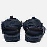 Nike Air Solarsoft Zigzag Woven QS Men's Sandals Obsidian photo- 3