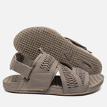 Мужские сандалии Nike Air Solarsoft Zigzag Woven QS Taupe фото- 2