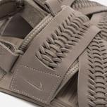 Мужские сандалии Nike Air Solarsoft Zigzag Woven QS Taupe фото- 5