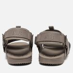 Мужские сандалии Nike Air Solarsoft Zigzag Woven QS Taupe фото- 3