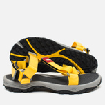 The North Face Litewave Men's Sandals Freesia Yellow photo- 2