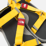 The North Face Litewave Men's Sandals Freesia Yellow photo- 3