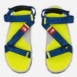 Мужские сандалии The North Face Litewave Limoges Blue/Lantern Green фото- 4
