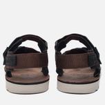 Мужские сандалии Timberland Pierce Point Brown фото- 3