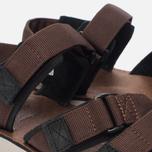 Мужские сандалии Timberland Pierce Point Brown фото- 5