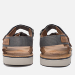Мужские сандалии Timberland Pierce Point Pewter фото- 3