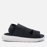 Мужские сандалии Y-3 Qasa Sandal Black фото- 0