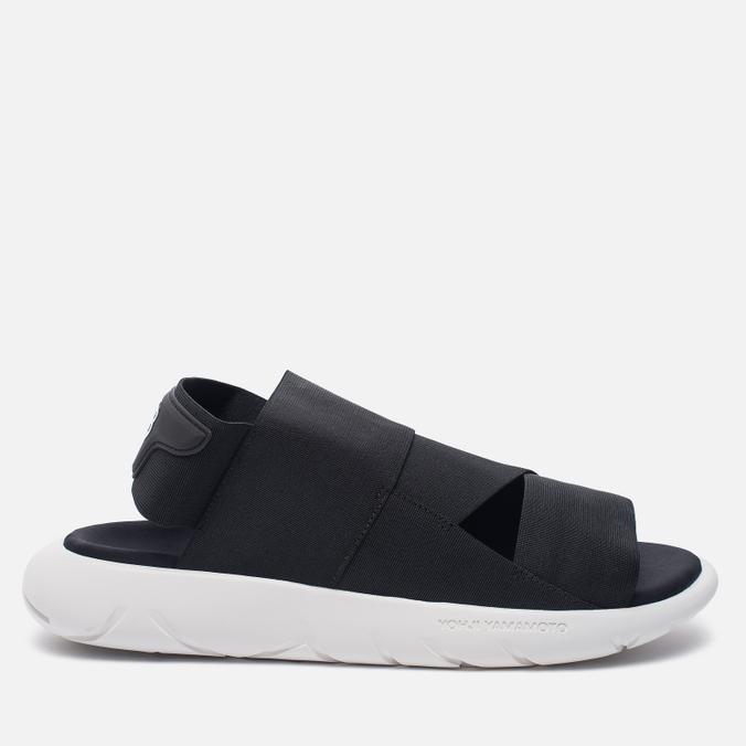 Мужские сандалии Y-3 Qasa Sandal Black