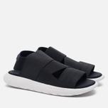 Мужские сандалии Y-3 Qasa Sandal Black фото- 1