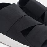 Мужские сандалии Y-3 Qasa Sandal Black фото- 5