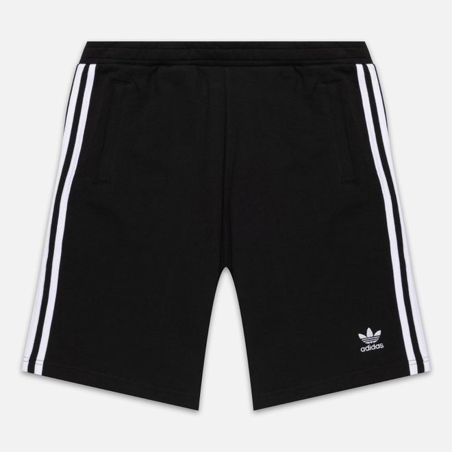 Мужские шорты adidas Originals 3-Stripe Black