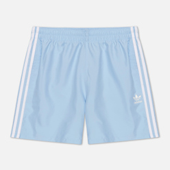 Мужские шорты adidas Originals 3-Stripe Swim Clear Sky