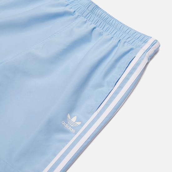 Мужские шорты adidas Originals 3-Stripe Swim Clear Sky