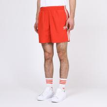 Мужские шорты adidas Originals 3-Stripe Swim Lush Red фото- 2