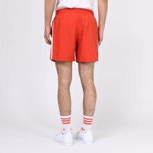 Мужские шорты adidas Originals 3-Stripe Swim Lush Red фото- 3