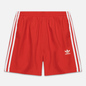 Мужские шорты adidas Originals 3-Stripe Swim Lush Red фото - 0