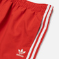 Мужские шорты adidas Originals 3-Stripe Swim Lush Red фото - 1