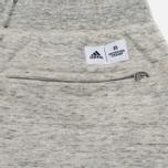Мужские шорты adidas Originals x Reigning Champ AARC FT White/Cold Heather фото- 3