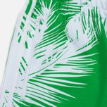 Мужские шорты adidas Consortium x Pharrell Williams BBC Palm Tree Shorts White/Green фото- 1