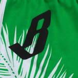 Мужские шорты adidas Consortium x Pharrell Williams BBC Palm Tree Shorts White/Green фото- 3
