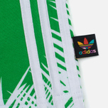 Мужские шорты adidas Consortium x Pharrell Williams BBC Palm Tree Shorts White/Green фото- 4