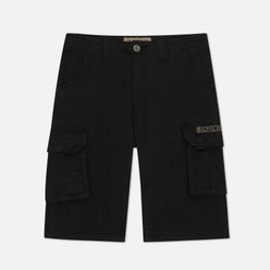Мужские шорты Alpha Industries Jet Cargo Black