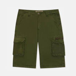 Мужские шорты Alpha Industries Jet Cargo Dark Olive