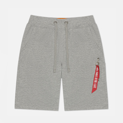 Мужские шорты Alpha Industries X-Fit Cargo Grey Heather
