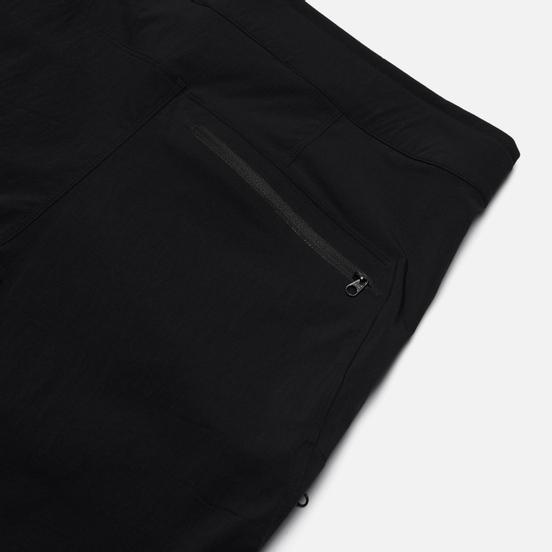 Мужские шорты Arcteryx Polisade Black