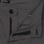 Мужские шорты Arcteryx Stowe Dark Maverick фото- 3