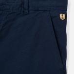 Мужские шорты Armor-Lux Bermuda Heritage Aviso Blue фото- 3