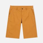 Мужские шорты Armor-Lux Bermuda Heritage Dark Yellow фото- 0
