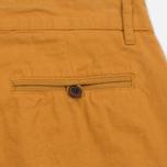 Мужские шорты Armor-Lux Bermuda Heritage Dark Yellow фото- 4