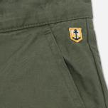 Мужские шорты Armor-Lux Bermuda Heritage Orto Green фото- 3