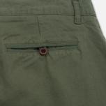 Мужские шорты Armor-Lux Bermuda Heritage Orto Green фото- 4