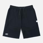 Мужские шорты ASICS x Reigning Champ Short Black/Black фото- 0