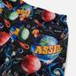 Мужские шорты ASSID Bad World Black/Multicolor фото - 2
