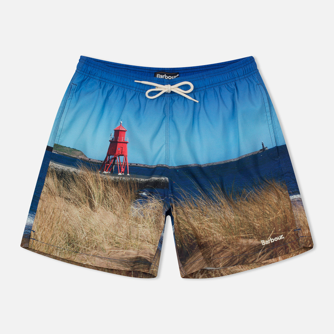 Мужские шорты Barbour Beacon Blue