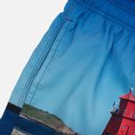 Мужские шорты Barbour Beacon Blue фото- 2