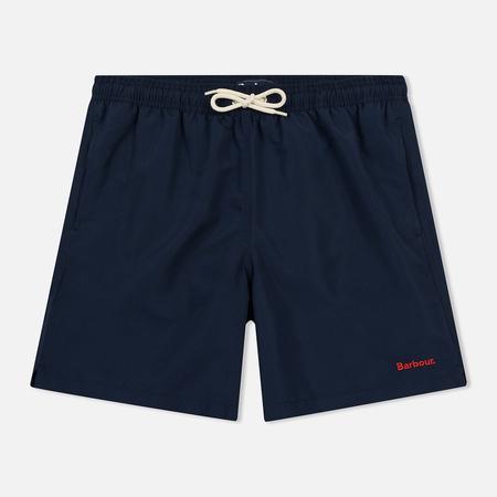 Мужские шорты Barbour Logo Navy