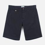 Мужские шорты Barbour Neuston Twill Navy фото- 0