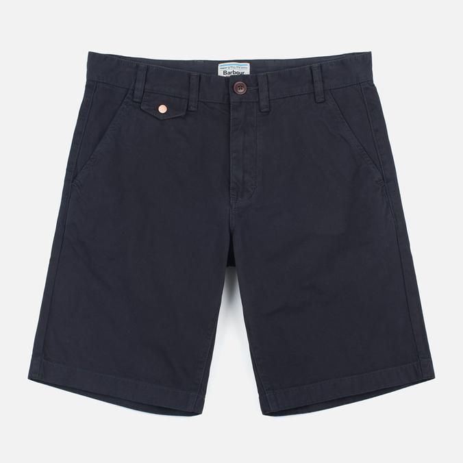 Мужские шорты Barbour Neuston Twill Navy