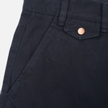 Мужские шорты Barbour Neuston Twill Navy фото- 2