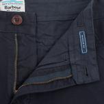 Мужские шорты Barbour Neuston Twill Navy фото- 3