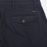 Мужские шорты Barbour Neuston Twill Navy фото- 1