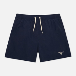 Мужские шорты Barbour Swim Essential Logo Navy