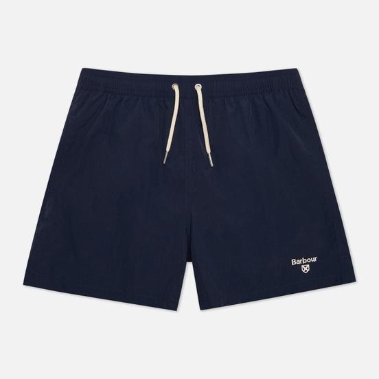 Мужские шорты Barbour Swim Essential Logo Navy