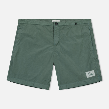 Мужские шорты C.P. Company Beachwear Boxer Green Bay