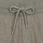 Мужские шорты C.P. Company Print Logo Sweat Bermuda Grey Melange фото- 1